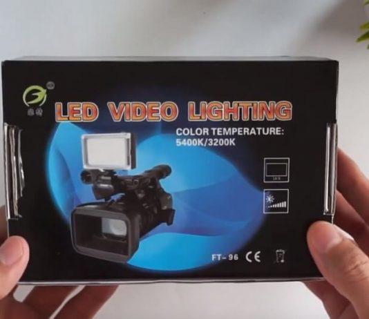 Lampu Video Murah Buat Youtuber