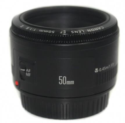 Lensa Fix Canon Murah