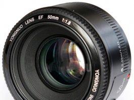 Rekomendasi Lensa Canon Murah Fix