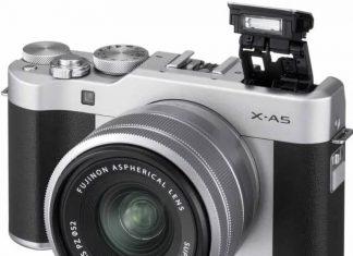 Spesifikasi Fujifilm X-A5