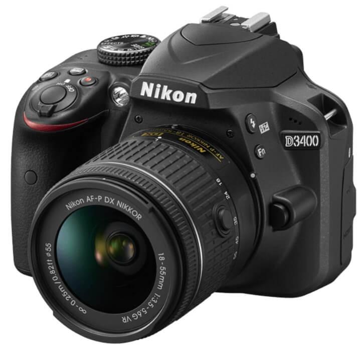 Spesifikasi Nikon D3400