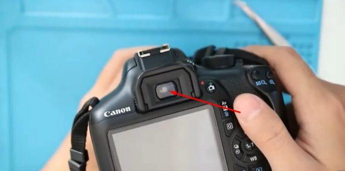 Cara Ganti Focusing Screen Kamera Canon Dengan Mudah