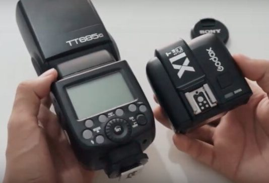 Cara Menggunakan Trigger X1T dengan Flash Godox