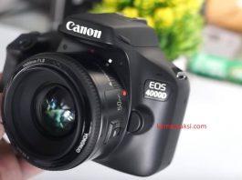 Review Hasil Foto Canon EOS 3000d 4000d