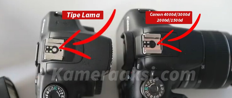 Flash Yang Support Canon 3000D 4000D 1500D 2000D