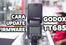 Update Firmware Godox TT685 Indonesia