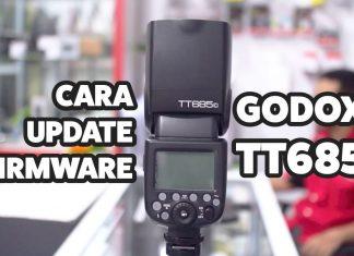 Update Firmware Godox TT685 Indonesia