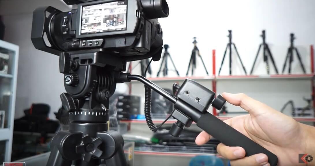 Remote Lanc di kamera sony mc88