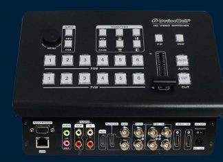 Switcher Video HDS7106