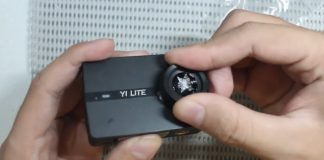 Lensa Yi Lite Action Camera Indonesia