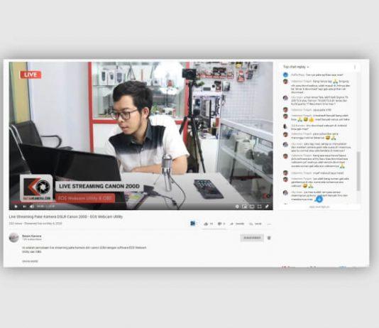 Review EOS Webcam Utility Indonesia