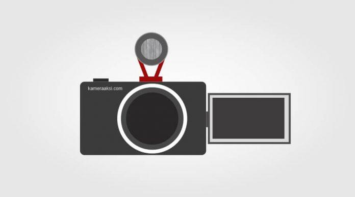 Kamera Mirrorless Punya Mic Eksternal