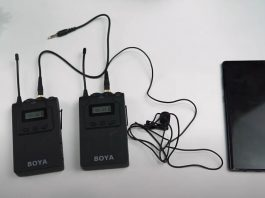 Solusi Mic Wireless Smartphone