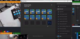 Elgato Stream Deck to VMIX