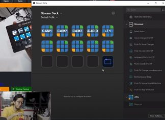 Elgato Stream Deck to VMIX