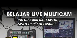 Live Streaming Video Switcher Batam Kamera