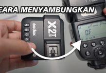 Belajar Trigger X2T Godox