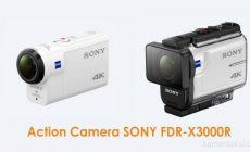 Permalink ke Nih lihat kecanggihan Action Camera SONY FDR-X3000R