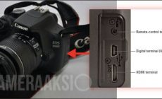 Permalink ke Canon 1200D dan 1300D Tidak Ada Port Mic