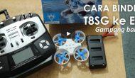 Permalink ke Panduan Cara Binding Remote Jumper T8SG ke Drone Eachine E011