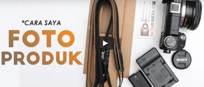 Cara Foto Produk Pake Kamera DSLR 2jtan dan Flash Murah