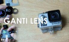 Permalink ke Cara Ganti Lensa B-PRO5 AE2 4K Dengan Lensa Gopro 170