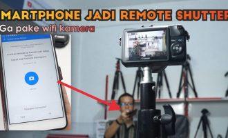 Permalink ke Cara Jadikan Smartphone Sebagai Remote Shutter Kamera Pake Xiaomi Mi Remote