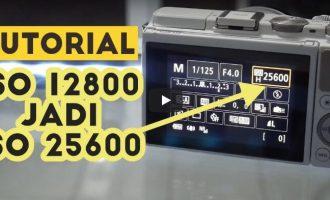 Permalink ke Cara Mengaktifkan ISO Expansion atau ISO 25600 Canon EOS M3 Mirrorless