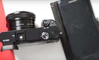 Permalink ke Cara Menyambungkan Sony A6000 Ke HP
