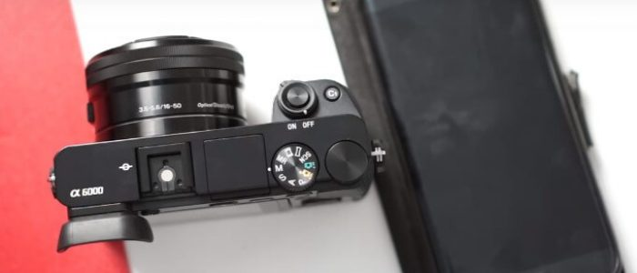 Cara Menyambungkan Sony A6000 Ke HP