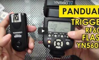 Permalink ke Cara Menyambungkan Trigger RF603 ke Flash YN560IV
