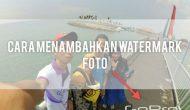 Permalink ke Cara Menambahkan Watermark Foto Kamera Aksi Gopro Yi Cam