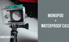 Permalink ke Cara Pasang Wateproof Case ke Monopod