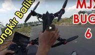 Permalink ke Drone MJX Bugs 6 Indonesia Unboxing dan Tes Terbang