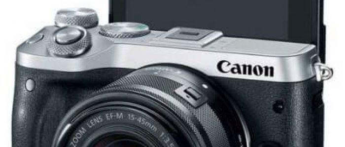 Kamera Mirrorless Canon Layar Bisa Flip