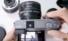 Permalink ke Unboxing dan Tes Adapter Meike MK-S-AF4 Sony E mount to Canon EF/EF-S Lens