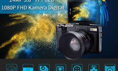 Permalink ke Kogan 24MP Kamera Digital – Katanya Mirrorles dibawah 1jt