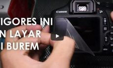 Permalink ke Layar Kamera Terlihat Susah Fokus Karena Layar Burem Dari Anti Gores Layar