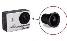 Permalink ke Lensa Kamera Action SJ CAM Lecet, Kegores, Blur, Pecah? Ini Solusinya