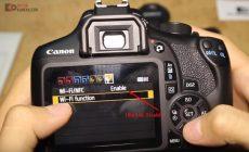 Permalink ke Mengatasi Kamera Canon 1300D Tidak Bisa Tersambung Dengan Kabel Data Komputer