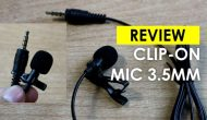 Permalink ke Review Microphone Clip-ON 3.5mm TRRS Premium B
