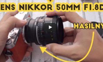 Permalink ke Cara Menggunakan Lensa Nikon di Lumix
