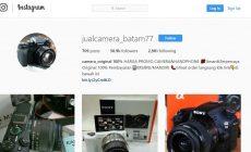 Permalink ke Penipuan Instagram jualcamera_batam77