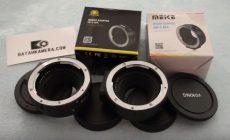 Permalink ke Perbedaan Adapter Canon EOS M EF Voking dan Meike