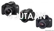 Permalink ke Rekomendasi Kamera DSLR Harga 4 Jutaan Terbaik