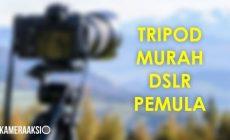 Permalink ke Rekomendasi Tripod Murah Untuk DSLR Camera Pemula