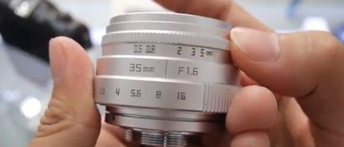 Tes Hasil CCTV Lens 35mm F1.6 di Canon Mirrorless