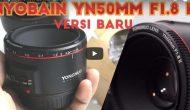 Permalink ke Review Lensa YN50mm F1.8 II Canon Pertama di Indonesia