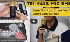 Permalink ke Review Mic Condenser BM800 Indonesia