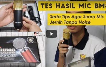Permalink ke Review Mic Condenser BM800 Indonesia